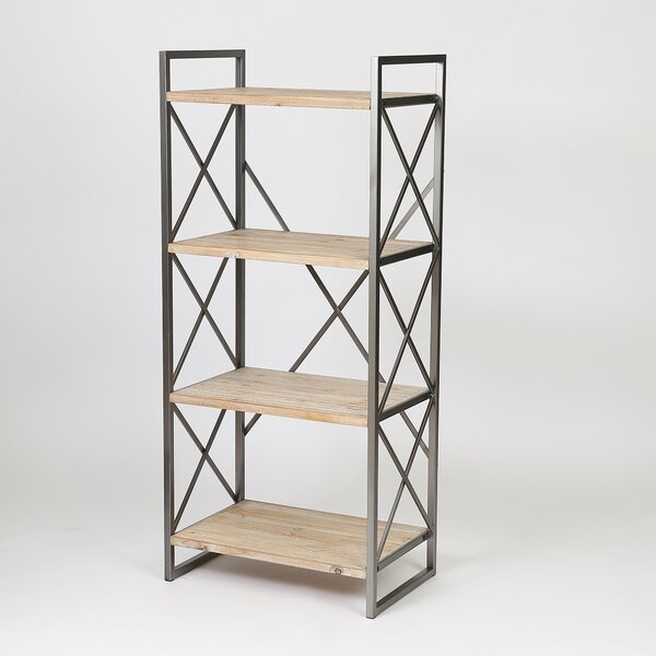 Review Carncoagh Etagere Bookcase