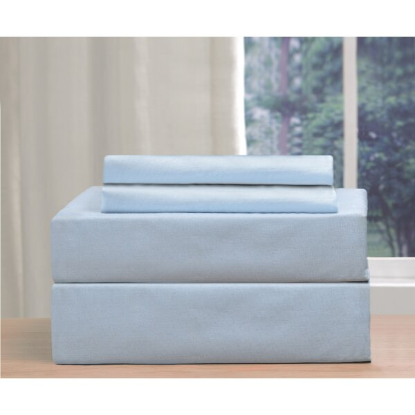 Joaquin 200 Thread Count Sheet Set by Alcott Hill