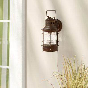 Look for Ardane 1-Light Outdoor Wall Lantern By Beachcrest Home
