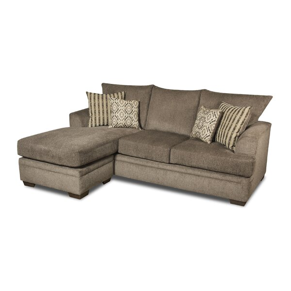 Avery Reversible Sectional by Chelsea Home
