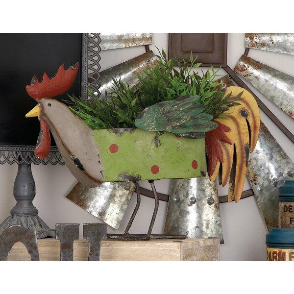 Iron Pot Planter by Cole & Grey