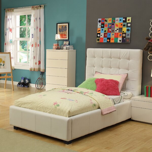 Marci Twin Platform Bed with Storage by Harriet Bee