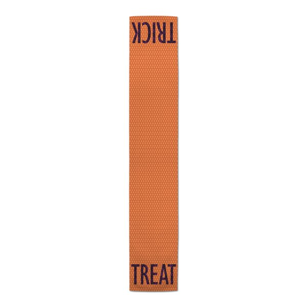Simeon Trick or Treat Table Runner by The Holiday Aisle