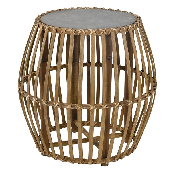 Naquin End Table By Bay Isle Home