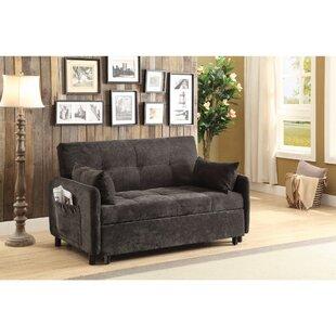 Holmin Tufted Convertible Sofa