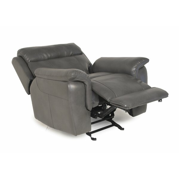 Randel Manual Recline Glider Recliner by Red Barrel Studio