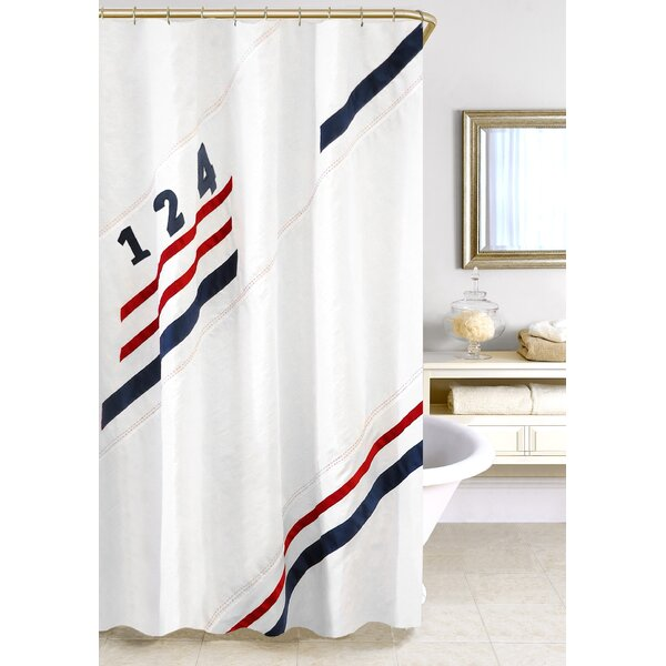 Sail Shower Curtain by Homewear Linens