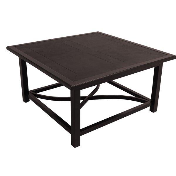 Antonucci Stone/Concrete Coffee Table by Canora Grey