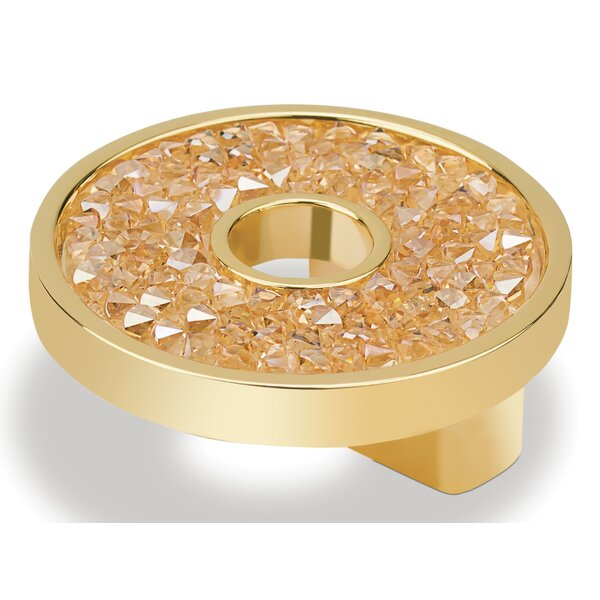 Crystal Crystal Knob by Topex Design