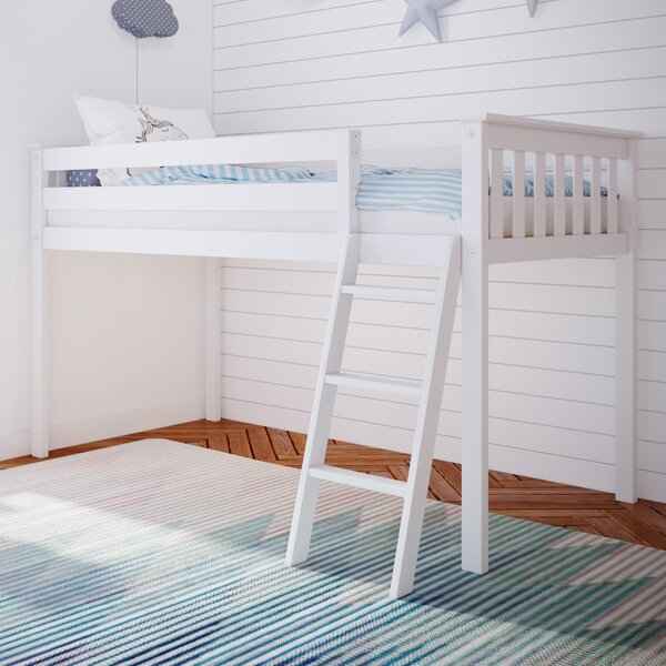 Jefferies Twin Bed by Harriet Bee