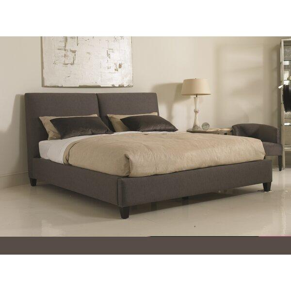Esquibel Upholstered Platform Bed by Brayden Studio