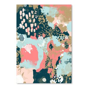 'Eisley' Graphic Art Print by East Urban Home