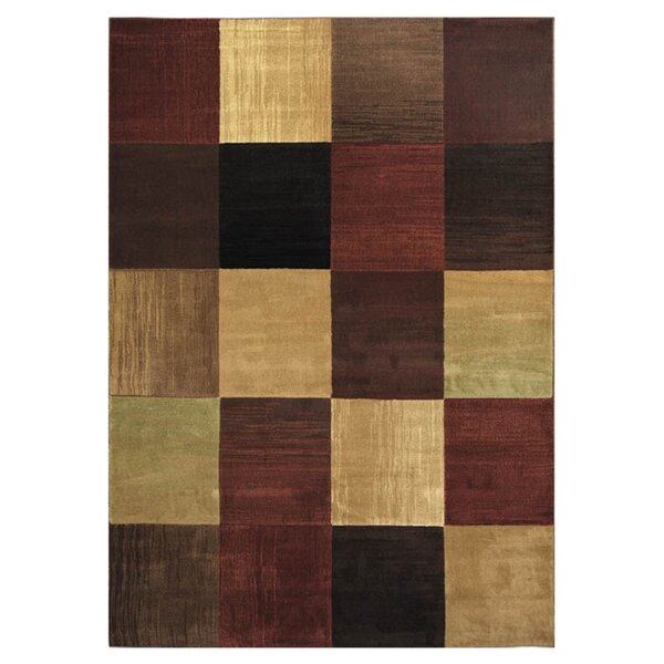 Ferrell Checkered Area Rug by Winston Porter