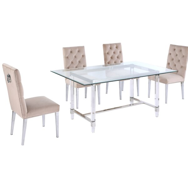Edel 7 Piece Dining Sets by Rosdorf Park Rosdorf Park