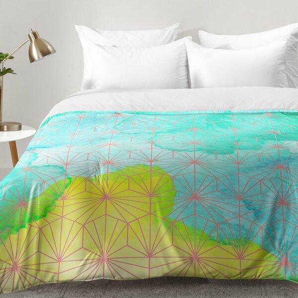 Geometric Summer Comforter Set