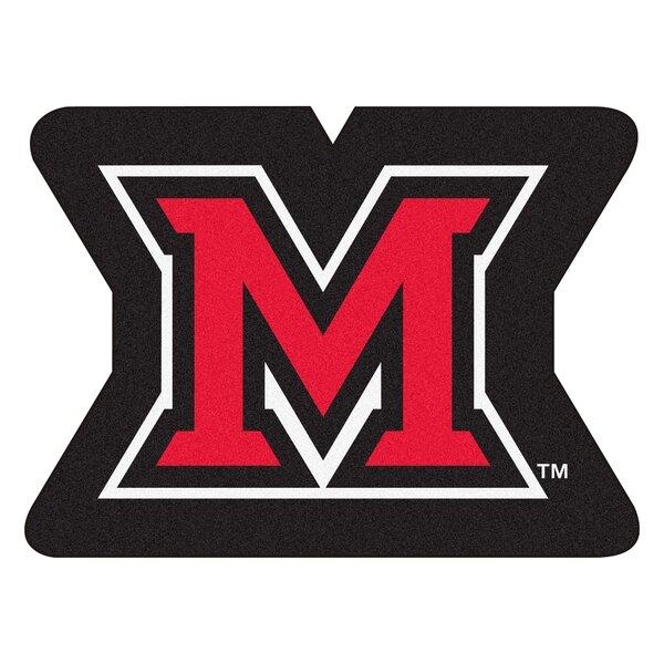 NCAA Miami University (OH) Mascot Mat by FANMATS