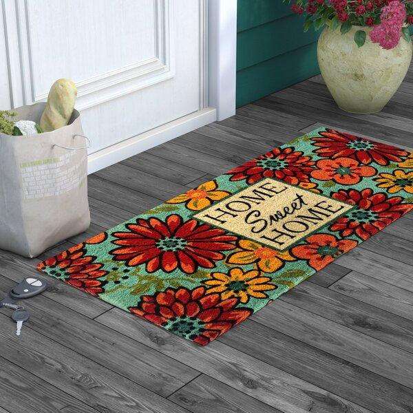 Carrie Buton Home Sweet Home Doormat by Andover Mills