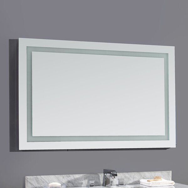 Jovian LED Bathroom/Vanity Mirror by Ove Decors