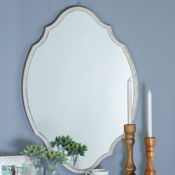 Bulwell Wall Mirror by House of Hampton
