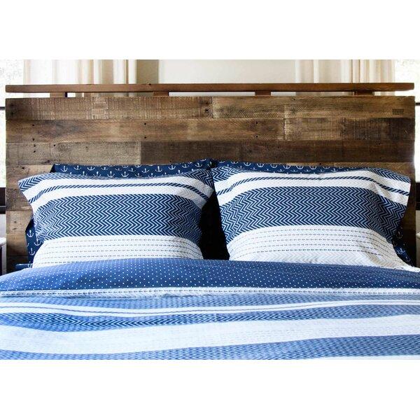 Vennie 100% Cotton Reversible Comforter Set
