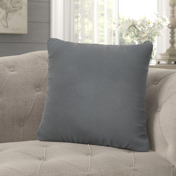 Mackenzie Indoor/ Outdoor Sunbrella Throw Pillow by Laurel Foundry Modern Farmhouse