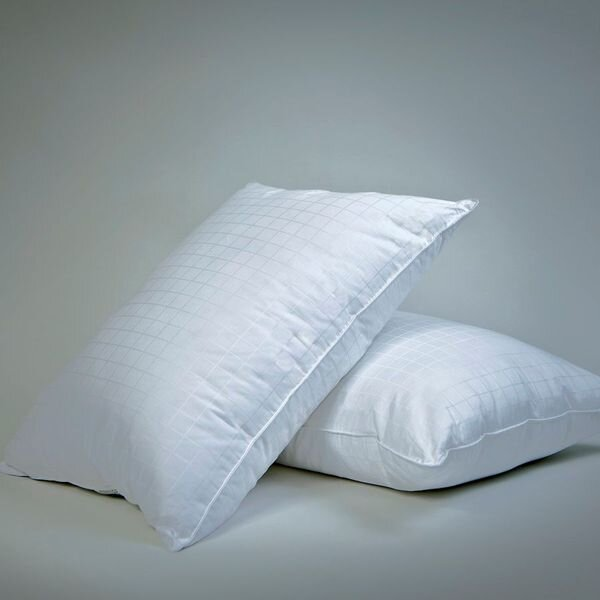 Plush Perfect Polyfill Pillow (Set of 2) by Allied Home