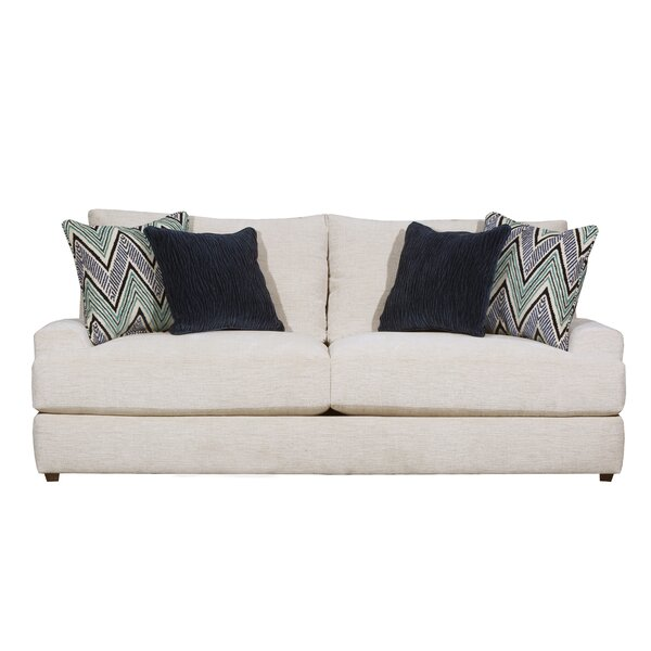 Nice Chic Aidan Sofa by Highland Dunes by Highland Dunes