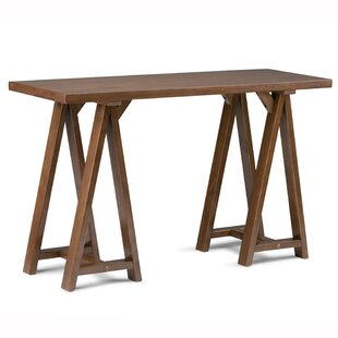 Sawhorse Console Table by Simpli Home Accent Furniture