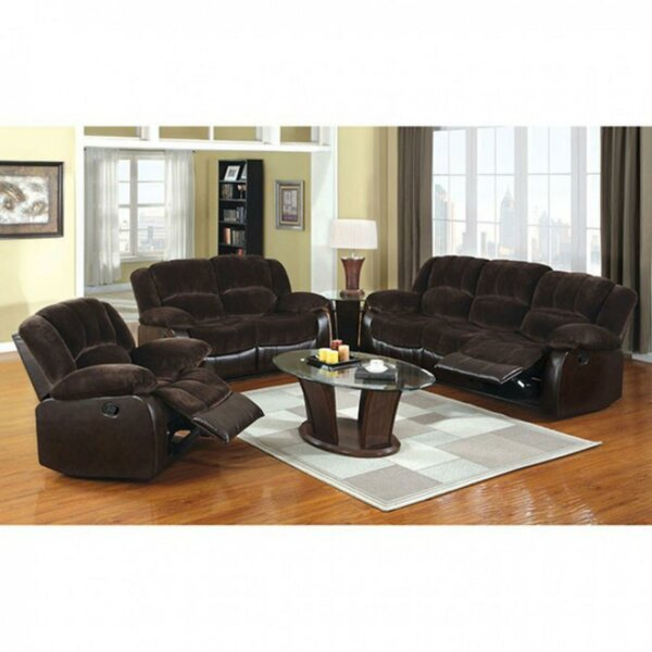 Latest Trends Sirabella Alluring Transitional Style Comfy Reclining Loveseat by Red Barrel Studio by Red Barrel Studio