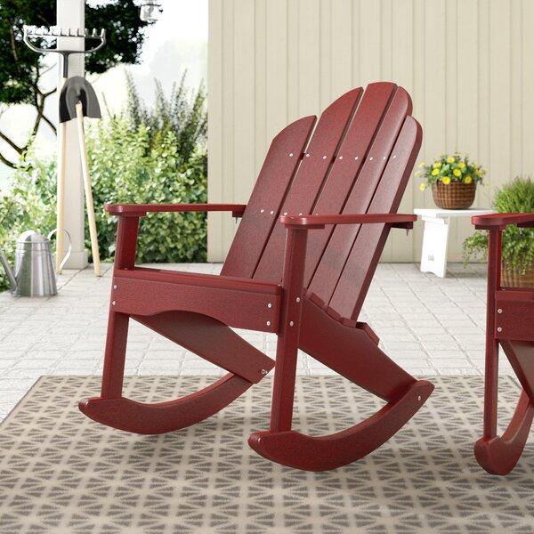 Sawyerville Adirondack Rocker Chair by Laurel Foundry Modern Farmhouse