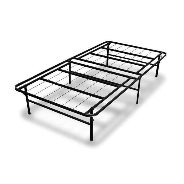 Dual-use Metal Base Foundation by Alwyn Home