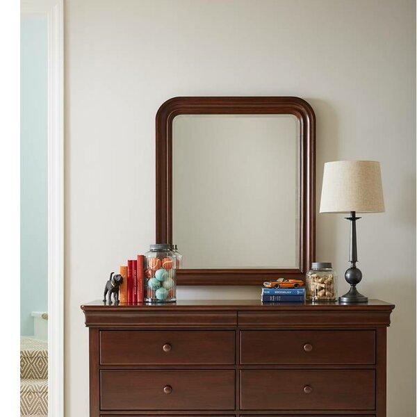 Teaberry Lane Rectangular Dresser Mirror by Stone & Leigh™ by Stanley Furniture