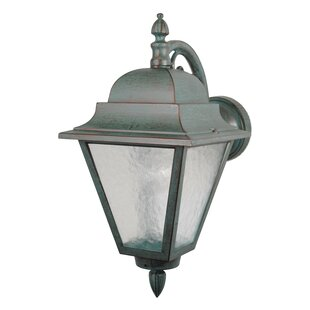 Find a Lemasters 1-Light Outdoor Wall Lantern By Charlton Home