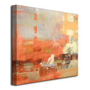Abstract Painting Print on Canvas by Ready2hangart