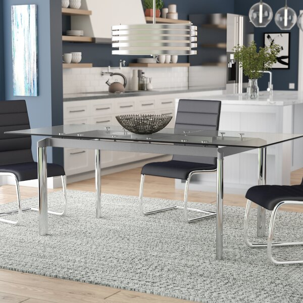 Chellsey Extendable Dining Table by Orren Ellis