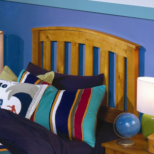 Wood Headboard by Discovery World Furniture