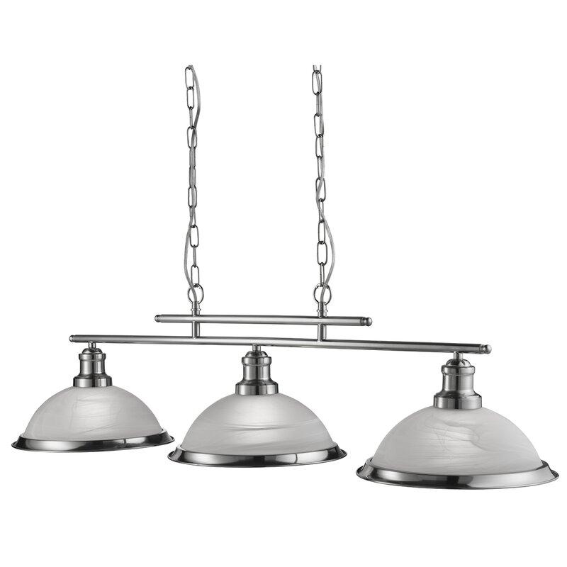 Searchlight bistro 3 light kitchen island pendant reviews bistro 3 light kitchen island pendant aloadofball Choice Image