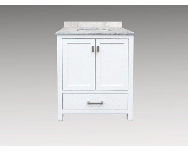 Weinberg 30 Single Bathroom Vanity Set by Latitude Run