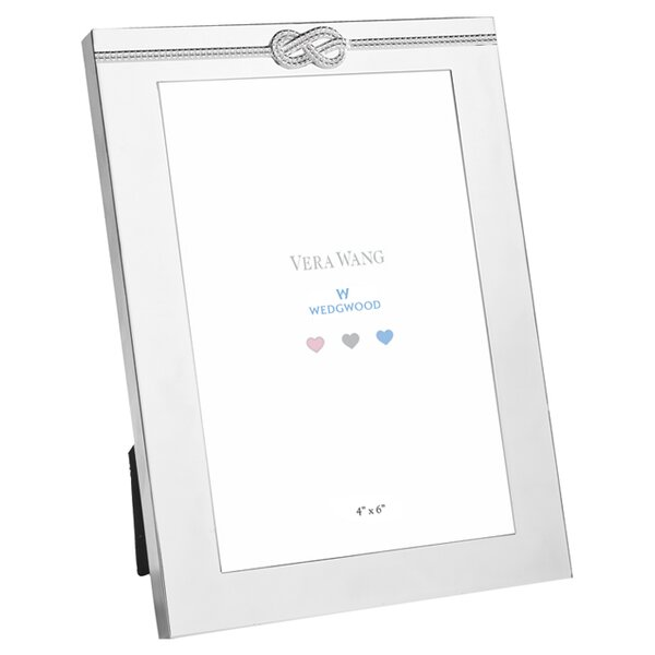 Infinity Picture Frame by Vera Wang