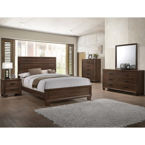 Omeara Panel Configurable Bedroom Set by Union Rustic