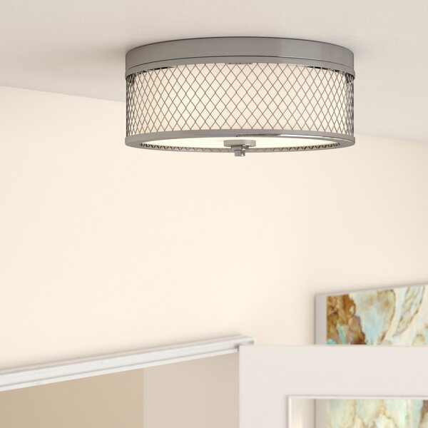 Lofton 3-Light Flush Mount by Darby Home Co