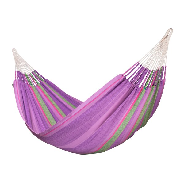 FLORA Organic Family Cotton Tree Hammock by LA SIESTA