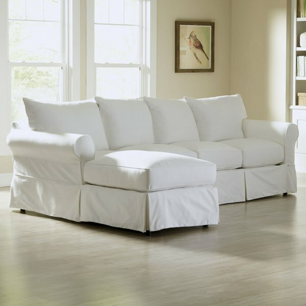 Jameson Upholstered Sectional by Birch Lane™ Heritage
