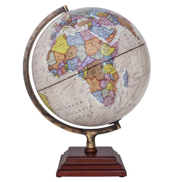 Atlantic II Globe by Waypoint Geographic