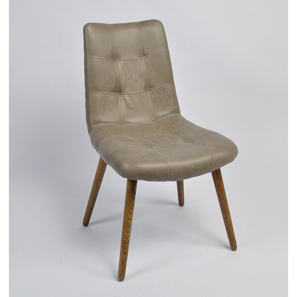 Truluck Upholstered Dining Chair by Union Rustic