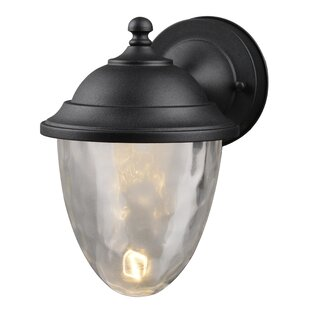Inexpensive 1-Light Outdoor Sconce By Hardware House