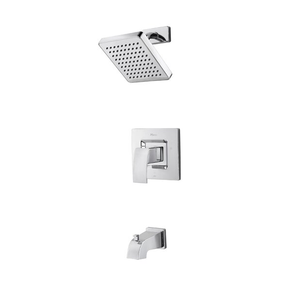 Kenzo Pressure-Balanced Tub And Shower Faucet By Pfister