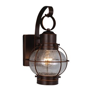 Cosgrove 1 Light Outdoor Wall Lantern