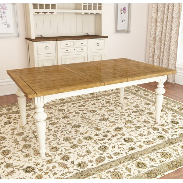 Payton Extendable Dining Table by Canora Grey Canora Grey