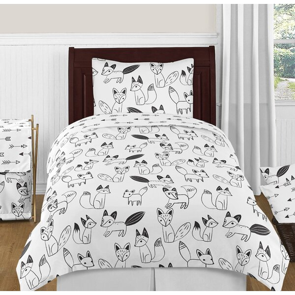 Fox Comforter Set by Sweet Jojo Designs